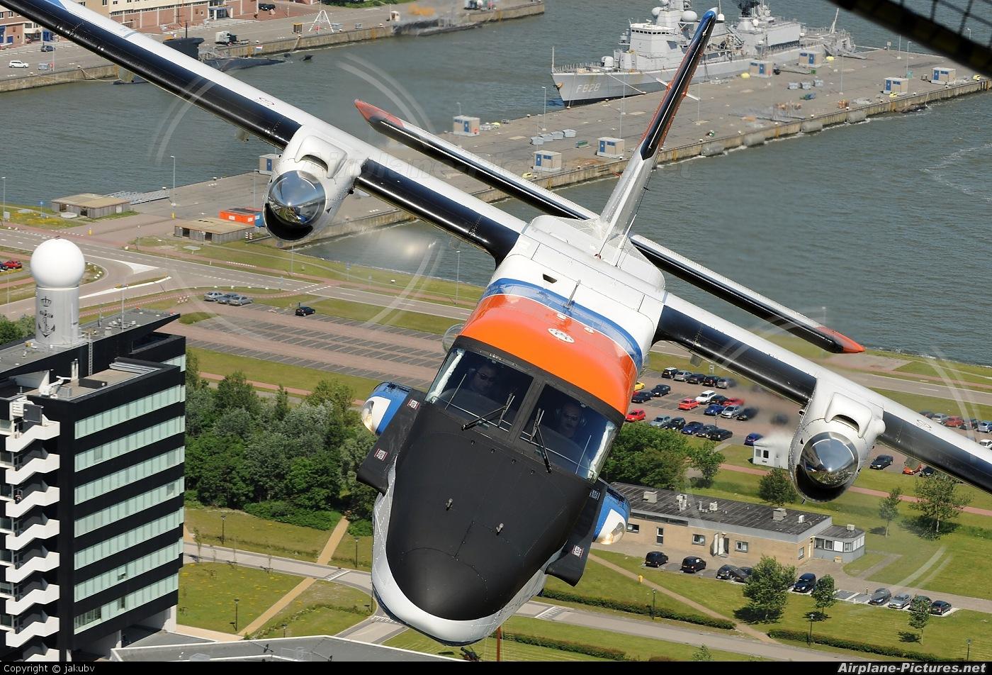 Netherlands - Coastguard PH-CGC aircraft at In Flight - Netherlands