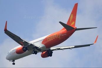 9M-FFB - Firefly Boeing 737-800