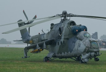 3367 - Czech - Air Force Mil Mi-35