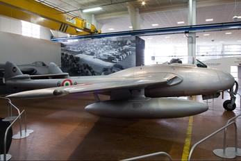 F-AZHJ - Private de Havilland DH.115 Vampire T.11