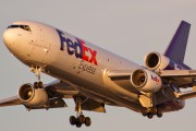 N377FE - FedEx Federal Express McDonnell Douglas MD-10-10F  aircraft