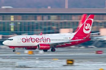 D-ABLB - Air Berlin Boeing 737-700