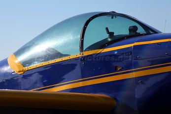 G-AYFC - Private Druine D.62 Condor
