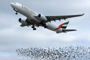 A6-EAP - Emirates Airlines Airbus A330-200 aircraft