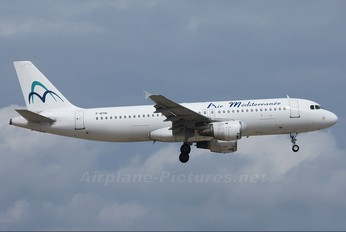 F-GYAI - Air Mediterranee Airbus A320