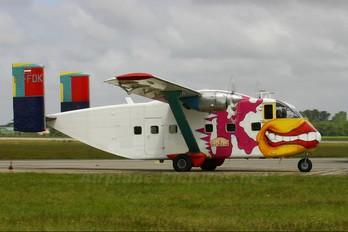 OE-FDK - Pink Aviation Short SC.7 Skyvan