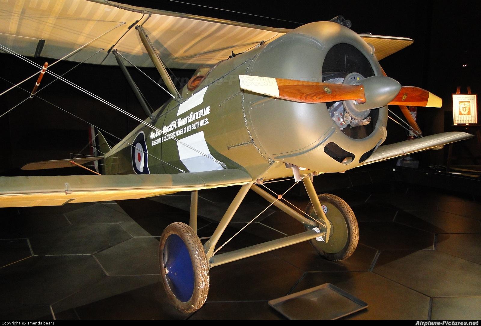 Royal Air Force A9242 aircraft at Omaka