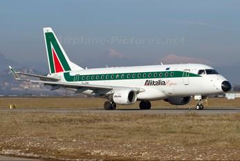 EI-DFI - Alitalia Express Embraer ERJ-170 (170-100)