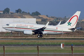 CN-ROD - Royal Air Maroc Boeing 737-700
