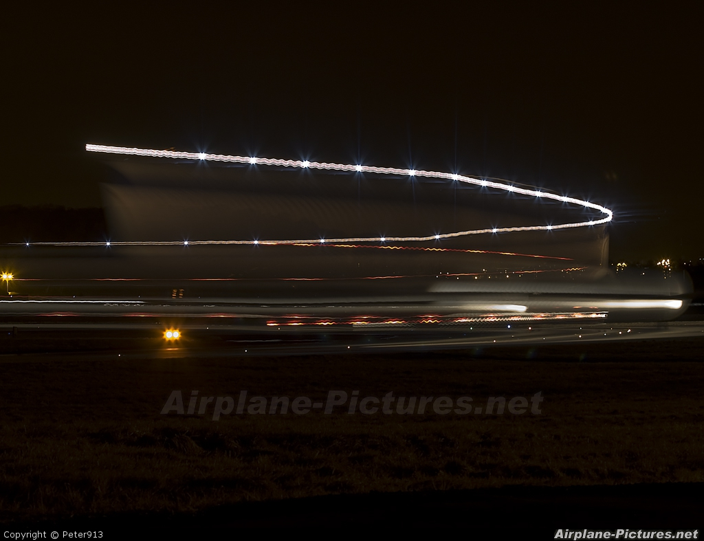 Swiftair EC-HTS aircraft at Glasgow