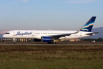 VQ-BCK - Yakutia Airlines Boeing 757-200