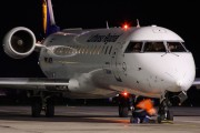 D-ACPK - Lufthansa Regional - CityLine Canadair CL-600 CRJ-701 aircraft