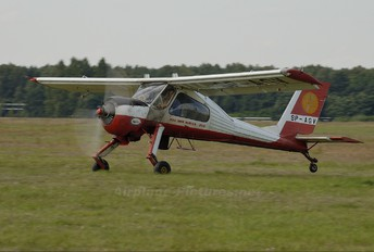 SP-AGV - Aeroclub of Poland PZL 104 Wilga 35A