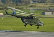 649 - Poland - Army Mil Mi-8P aircraft
