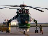 I-CFAJ - Forestale Sikorsky S-64E/F Skycrane aircraft