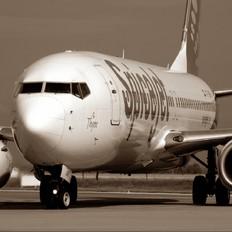 VT-SPR - SpiceJet Boeing 737-800