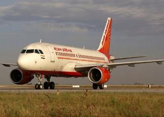 VT-SCR - Air India Airbus A319