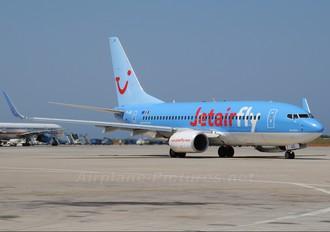 OO-JAS - Jetairfly (TUI Airlines Belgium) Boeing 737-700
