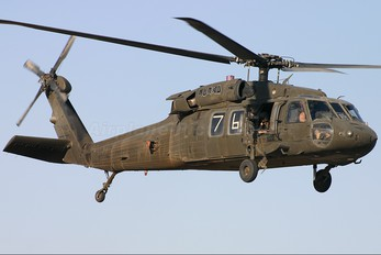 87-24642 - USA - Army Sikorsky UH-60A Black Hawk