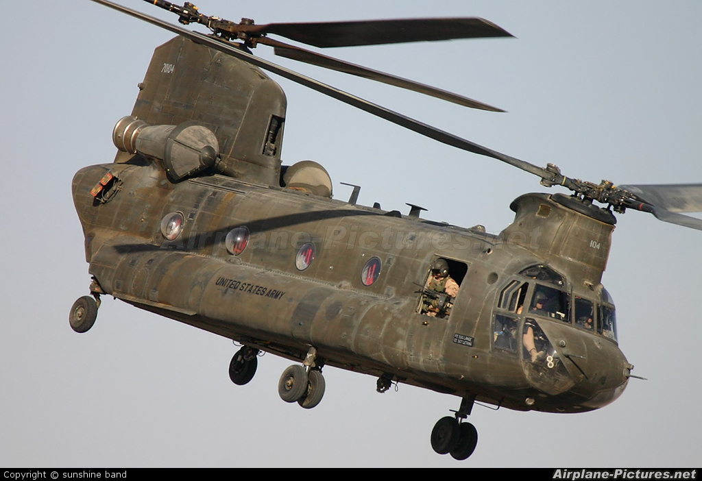 USA - Army 87-0104 aircraft at Off Airport - Afghanistan