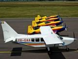 YR-GAA - Romanian Airclub Gippsland GA-8 Airvan aircraft