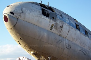 AN-BRX - Private Curtiss C-46F Commando