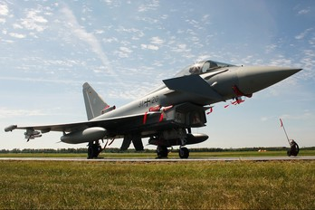 31+20 - Germany - Air Force Eurofighter Typhoon S