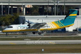 C6-BFO - Bahamasair de Havilland Canada DHC-8-300Q Dash 8