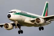 EI-IME - Alitalia Airbus A319 aircraft