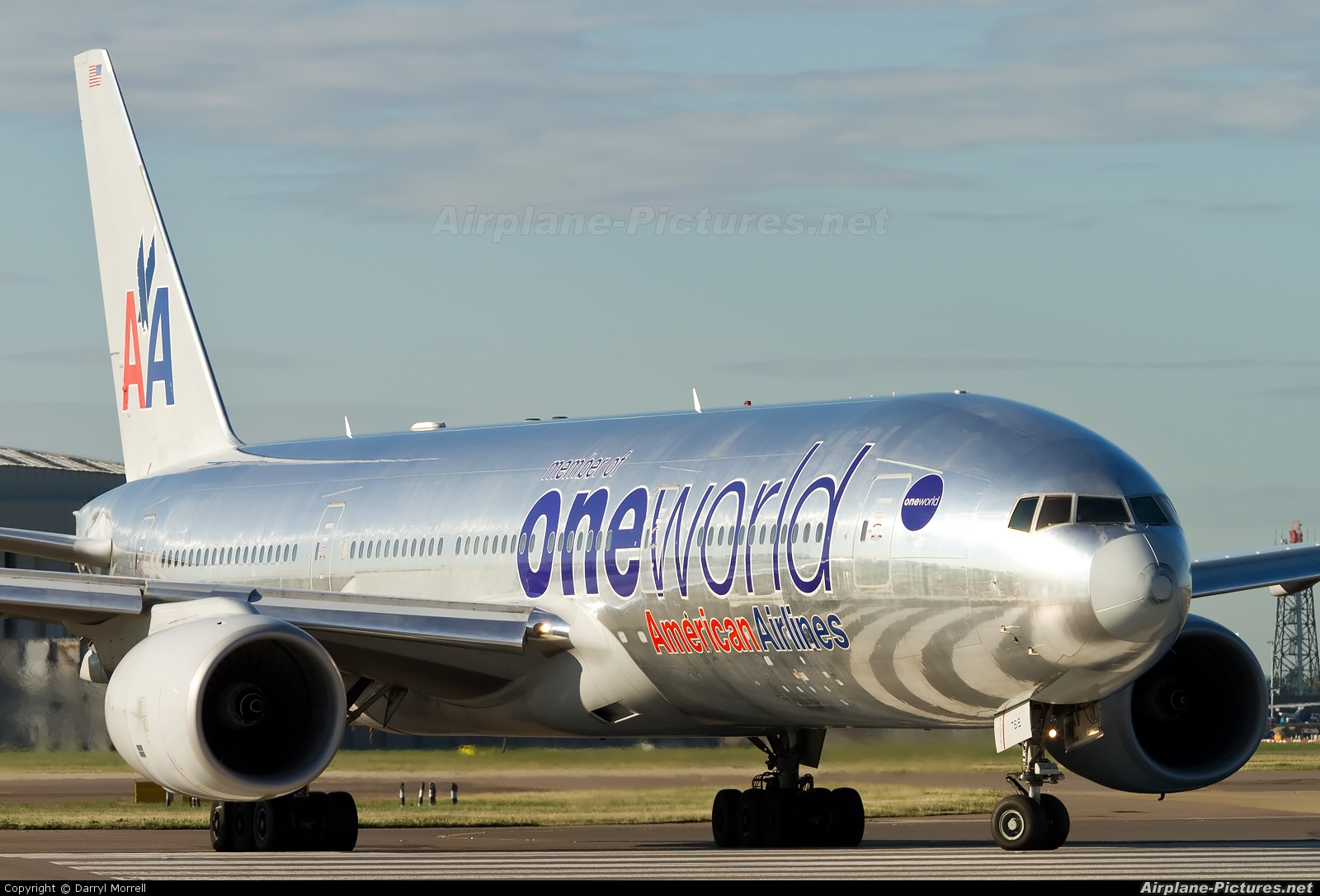 American Airlines N796AN aircraft at London - Heathrow