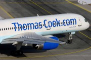 G-FCLB - Thomas Cook Boeing 757-200 aircraft