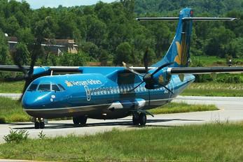 VN-B218 - Vietnam Airlines ATR 72 (all models)