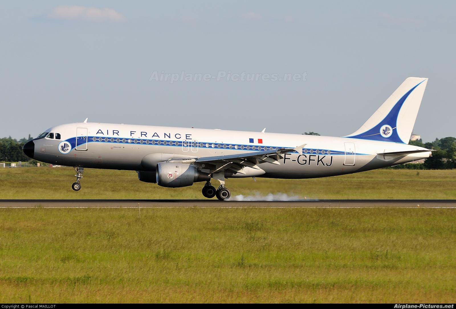 Air France Vintage 105