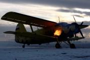 SP-ANI - Aeroklub Gdanski Antonov An-2 aircraft