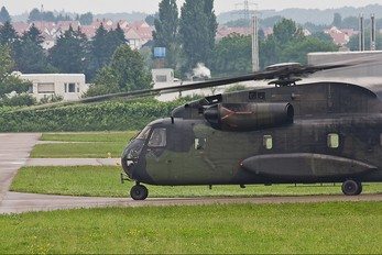 84+33 - Germany - Army Sikorsky CH-53G Sea Stallion