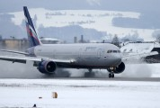 VP-BWU - Aeroflot Boeing 767-300ER aircraft