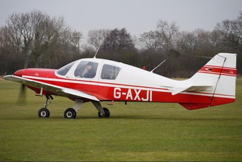 G-AXJI - Private Beagle B121 Pup