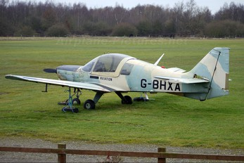 G-BHXA - Private Scottish Aviation Bulldog