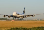9V-SKF - Singapore Airlines Airbus A380 aircraft