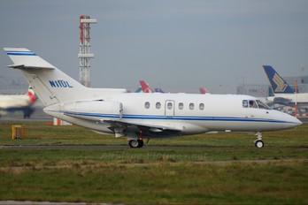 N11UL - Private Hawker Beechcraft 800XP