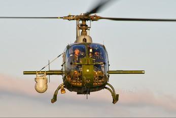ZB683 - British Army Westland Gazelle AH.1