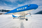 N9214F - Private Maule M-7 series Super Rocket aircraft