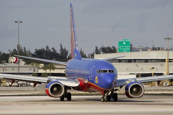 N289CT - Southwest Airlines Boeing 737-700