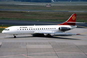 F-BMKS - Air Toulouse Sud Aviation SE-210 Caravelle