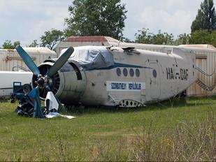 HA-DAF - Unknown Antonov An-2