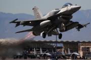 3038 - United Arab Emirates - Air Force Lockheed Martin F-16E Fighting Falcon aircraft