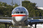 N174AA - American Airlines Boeing 757-200 aircraft