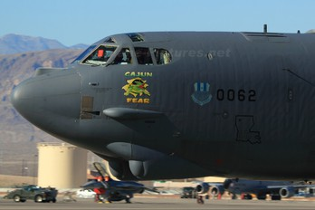 60-0062 - USA - Air Force Boeing B-52H Stratofortress
