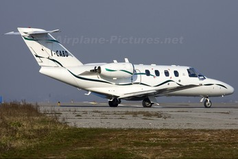I-CABD - Private Cessna 525 CitationJet