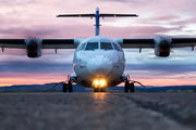 YR-ATF - Tarom ATR 42 (all models) aircraft